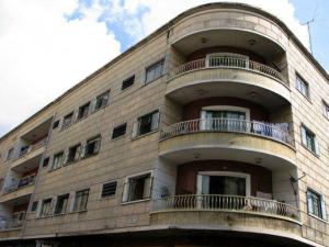 Edificio Alfaterna, Centro Historico de Chacao, Caracas (f. Archivo Fundacion de la Memoria Urbana)