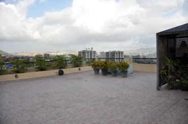 Terraza con vista de 360 grados
